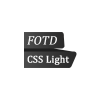 CSS Light FOTD