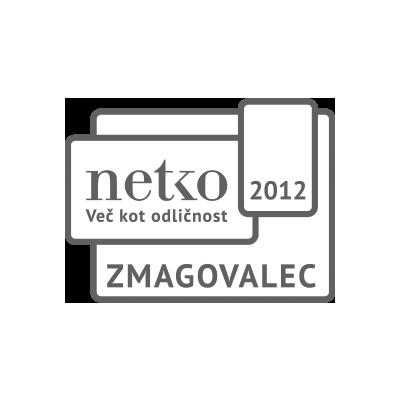 Netko winner 2012
