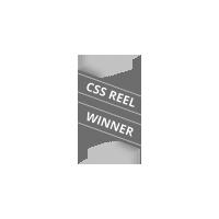CSSReel Winner